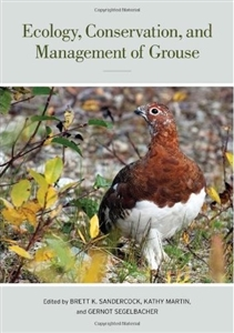 Zdjęcie Ecology, Conservation, and Management of Grouse
