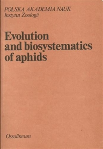 Zdjęcie Evolution and biosystematics of aphids