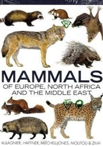 Zdjęcie Mammals of Europe, North Africa and the Middle East