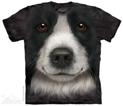 Zdjęcie The Mountain - Border Collie- T-shirt