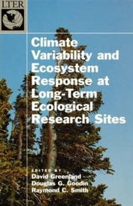 Zdjęcie Climate Variability and Ecosystem Response in ...