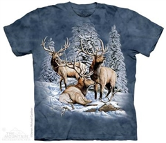 Zdjęcie The Mountain - Find 8 Elk  - T-shirt