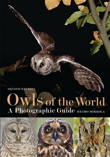 Zdjęcie Owls of the World: A Photographic Guide