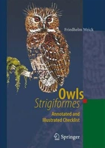 Zdjęcie Owls (strigiformes):Annotated and Illustrated Checklist