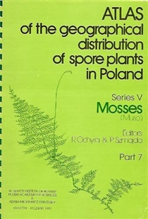 Zdjęcie Atlas of the geographical ... V/7 Mosses