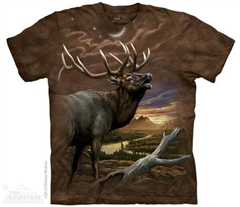 Zdjęcie The Mountain - Elk At Dust  - T-shirt
