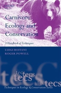 Zdjęcie Carnivore Ecology and Conservation