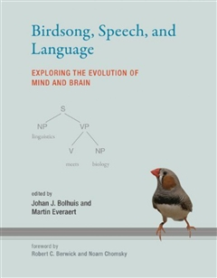 Zdjęcie Birdsong, Speech, and Language
