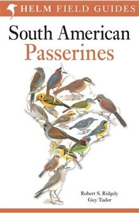 Zdjęcie Field Guide to the Birds of South America: Passerines