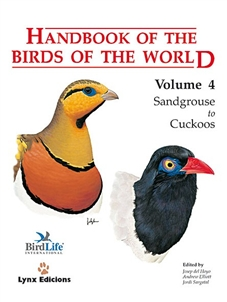 Zdjęcie Handbook of the Birds of the World - Volume 4