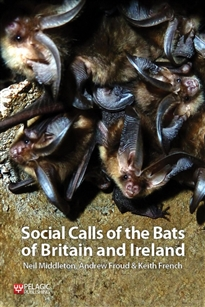 Zdjęcie Social Calls of the Bats of Britain and Ireland