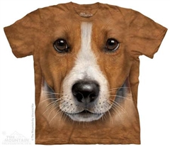 Zdjęcie The Mountain - Big Face Jack Russel  - T-shirt