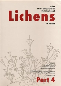 Zdjęcie Atlas of the Geographical Distribution of Lichenes...4
