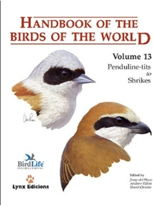 Zdjęcie Handbook of the Birds of the World - Volume 13