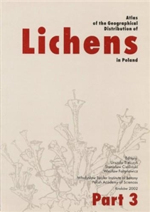Zdjęcie Atlas of the Geographical Distribution of Lichenes...3