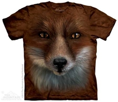Zdjęcie The Mountain - Big Face Fox  - T-shirt