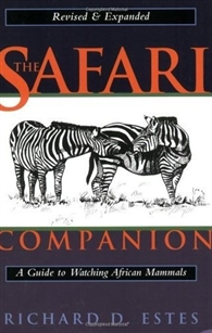 Zdjęcie The Safari Companion: A Guide to Watching African ...