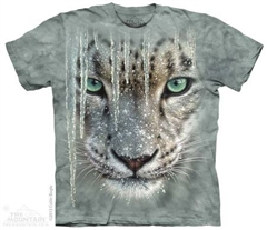 Zdjęcie The Mountain - Icicle Snow Leopard - T-shirt