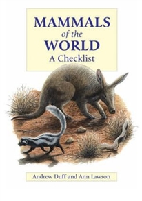 Zdjęcie Mammals of the World: A Checklist