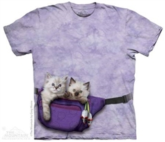 Zdjęcie The Mountain - Fanny Pack Kittens  - T-shirt