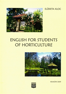 Zdjęcie English for Students of Horticulture