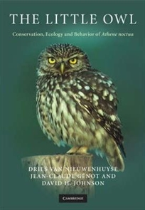Zdjęcie The Little Owl: Conservation, Ecology and Behavior ...