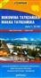 Bukowina Tatrzańska Białka Tatrzańska mapa turystyczna