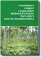 Coniferous forests vegetation - differentiation, ...