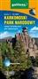 Karkonoski Park Narodowy - mapa laminowana