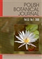 Polish Botanical Jurnal 53/1/2008