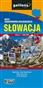 Słowacja - mapa samochodowo - krajoznawcza
