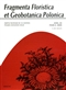 Fragmenta Floristica et Geobotanica Polonica,XII/2/2005