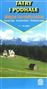 Tatry i Podhale. Mapa turystyczna