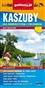 Kaszuby dla rowerzystów i piechurów - mapa wodoodporna