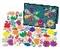 Fantazyjne kwiaty - 1000 elementów