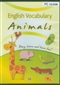 English Vocabulary Animals - CD