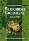 Wiadomości Botaniczne 51/1-2/2007