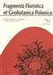 Fragmenta Floristica et Geobotanica Polonica, IX/2002
