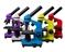 Mikroskop Levenhuk Rainbow 2L /czerwony
