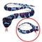 Wąż niebieski - pluszak 142 cm