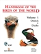 Handbook of the Birds of the World - Volume 1