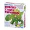 Dinozaur z masy papierowej