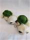 Żółwik - pluszowy brelok