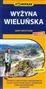 Wyżyna Wieluńska mapa turystyczna