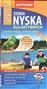 Ziemia Nyska dla aktywnych - mapa wodoodporna