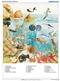 Ekosystem morza ciepłego - plansza