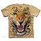 The Mountain - Angry Leopard - T-shirt