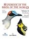 Handbook of the Birds of the World - Volume 12