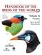 Handbook of the Birds of the World - Volume 16
