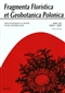 Fragmenta Floristica et Geobotanica Pol., XIV/1/2007